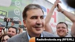 Возвращение Михаила Саакашвили в Киев, 29 мая 2019 года