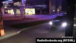 «Мерседес Бенц» С 500, зареєстрований безпосередньо на Медведчука