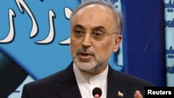 علیاکبر صالحی، وزیر خارجه ایران.