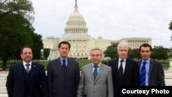 وفد المجلس الوطني الكردي السوري أمام الكونغرس الأميركي