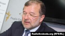 Депутат Верховної Ради, колишній міністр з питань надзвичайних ситуацій Віктор Балога