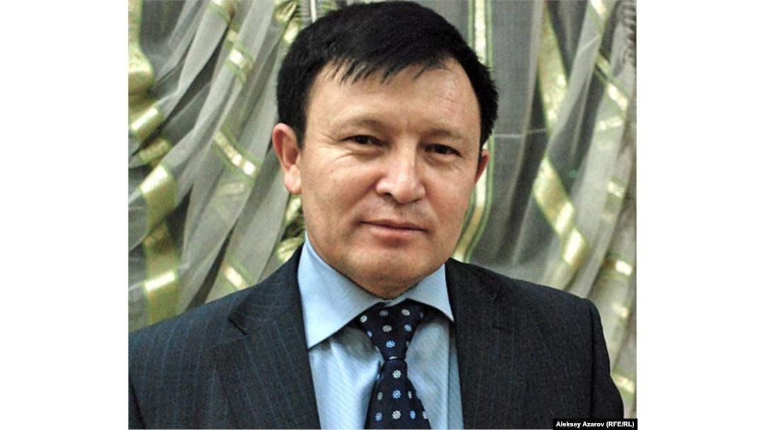 Шерубай Курманбайулы, доктор филологических наук, председатель комитета по языкам.