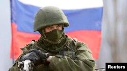 of Simferopol, March 14, 2014.