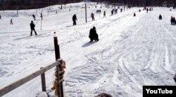 Лыжный курорт в Бакуриани