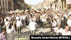 كربلاء 13 ايلول:تشييع ضحايا حادث النخيب