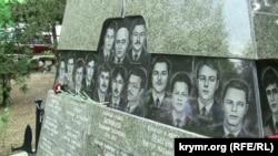 """Mormîntul marinarilor ce și-au pierdut viața pe submarinul """"Kursk"""""""