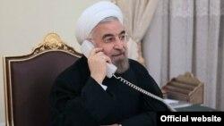 претседателот на Иран Хасан Рохани