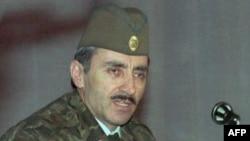 Джохар Дудаев, первый президент Чеченской республики Ичкерии (ЧРИ)