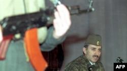 Нохчийчоьнан Республикан Ичкерин хьалхара президент Дудаев ЖовхIар