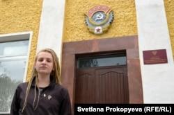 Екатерина Муранова в Медвежьегорске