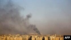 Дым над Алеппо