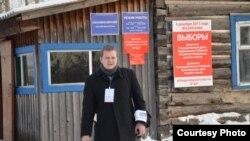 Исследователь Штепан Черноушек