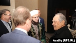 Татарстан президентының Дәүләт шурасына юлламасы