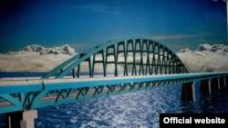 Проект мосту через Керченську протоку