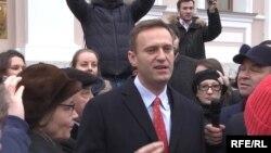 В Мосгордуме сорвали круглый стол с участием Навального