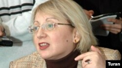 Hüquq müdafiəçisi Leyla Yunus