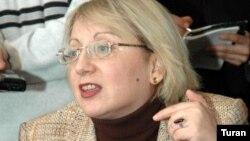 Sülh və Demokratiya İnstitutunun direktoru Leyla Yunus