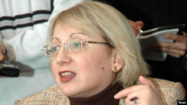 Azerbaijan -- Leyla Yunus