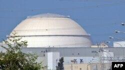 ساختمان رآکتور نیروگاه اتمی بوشهر