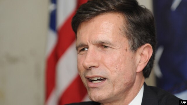 Robert Blake, the U.S. assistant secretary of state for South and Central Asian affairs