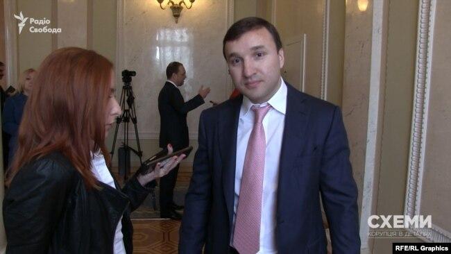 Кісельов зізнався «Схемам», що досі «надає консультаційні послуги» цій групі компаній