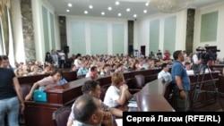 "Собрание вкладчиков банка ""Таатта"""