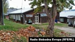 Kolektivni izbjeglički centar Carina, Užice, foto: Novka Ilić