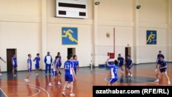 Wolleýbol komandasy, Türkmenistan, Türkmenabat