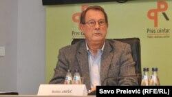 Political analyst Bosko Jaksic (file photo)