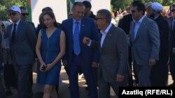 Депутат Айрат Хәйруллинның кәефе яхшы