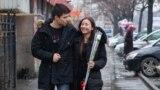 Kyrgyzstan - Bishkek - love - Valentines day - 14 February 2018