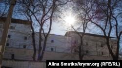 Будівля СІЗО Сімферополя