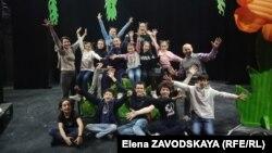Детская студия Русского театра драмы продолжает работу и готовится к новому набору