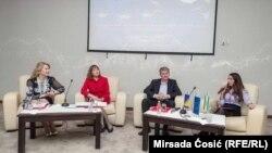 Diskusija u Konjicu, mart 2016.