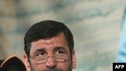 Iran -- Minister of Culture and Islamic Guidance Mohammad Hossein Saffar-Harandi, 13Feb2006