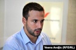 Human rights lawyer Nikola Kovacevic (file photo)