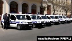 Policia e Azerbejxhanit