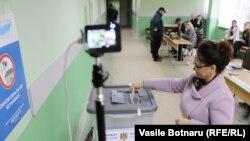 Imagine generică de la alegerile locale din 20 octombrie, 2019