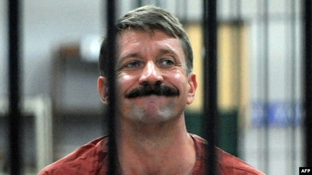 He may be behind bars, but a new report says that Viktor Bout's arms-trafficking legacy lives on.