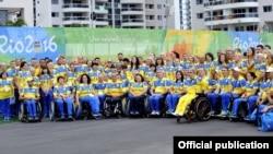 Українська команда на Паралімпійських іграх у Ріо, ілюстраційне фото