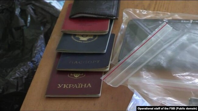 Обыск в квартире Евгения Каракашева. Оперативное фото ФСБ