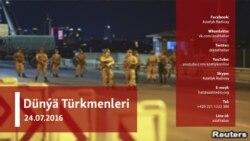 Türkiýedäki agdarylyşyk synanyşygy we migrant türkmenler