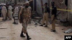 د پاکستان امنیتي عسکر