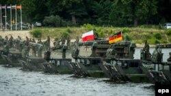 NATO-nun Anaconda-16 təlimlərində 31 min hərbçi iştirak edib