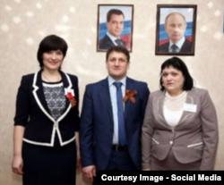 Харківські педагоги на конференції у Бєлгороді (фото з соцмереж)