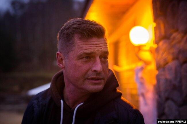 Сергей Коваль.  архивное фото, Ноябрь 2018 года