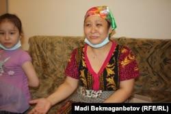 Жительница Астаны Гульнар Идрисова. Астана, 14 марта 2016 года.