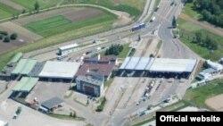 Контрольно-пропускной пункт Медика-Шегини на украино-польской границе