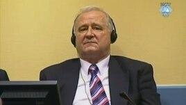 Dragoljub Ojdanić pred sudom u Hagu, 28. januar 2013.