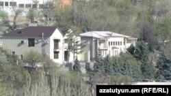 Armenia -- Prime Minister Serzh Sarkisian's residence in Yerevan.